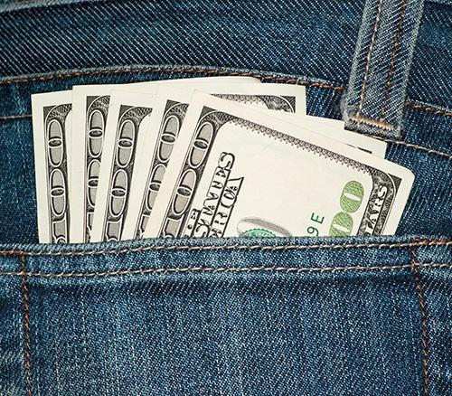 Improved Cash Flow